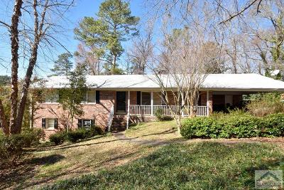 Athens Single Family Home Active Active: 759 Riverhill Drive