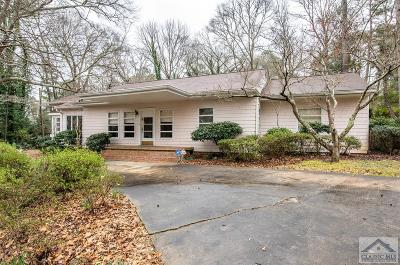 Athens Single Family Home Active Active: 130 Plum Nelly Rd
