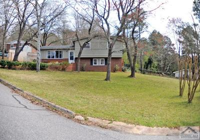 Athens Single Family Home Active Active: 265 Sherwood Dr