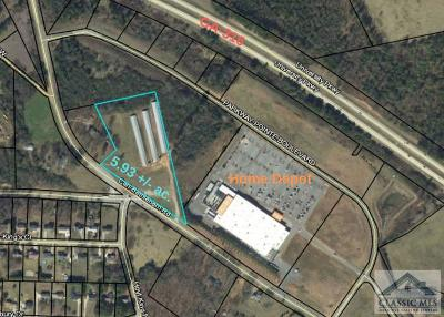 Residential Lots & Land Active Active: 683 Carl-Bethlehem Rd