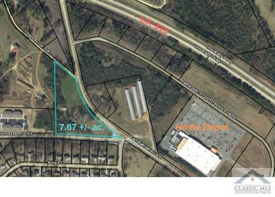 Residential Lots & Land Active Active: 700 Carl-Bethlehem Rd