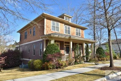 Athens Single Family Home Active Active: 64 Charter Oak Dr