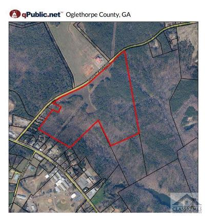 Oglethorpe County Residential Lots & Land Active Active: Buddy Faust Rd