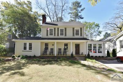 Athens Single Family Home Active Active: 490 Southview Drive