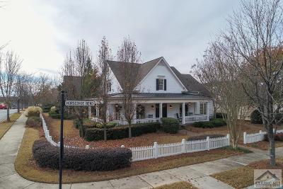 Barrow County Single Family Home Active Active: 300 Horseshoe Bend
