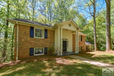 Athens Single Family Home Active Active: 160 Terrell Dr