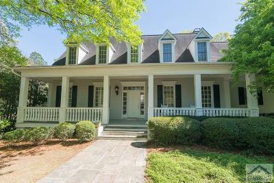 Athens Single Family Home Active Active: 160 Tanner Bluff