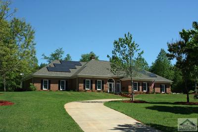 Athens Single Family Home Active Active: 469 Millstone Circle