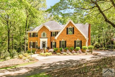 Athens Single Family Home Active Active: 125 Middleton Place