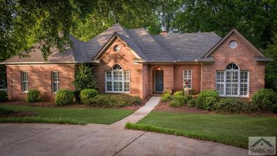 Athens Single Family Home Active Active: 320 West Lake Drive