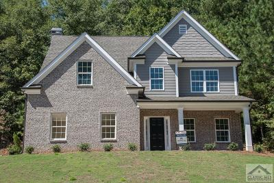 Athens Single Family Home Active Active: 385 Greystone Terrace