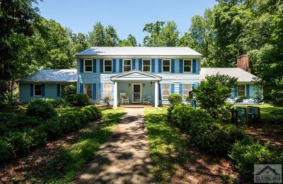 Athens Single Family Home Active Active: 115 Homestead Drive