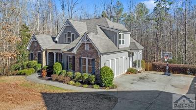 Jackson County Single Family Home Active Active: 404 Clarksboro Dr