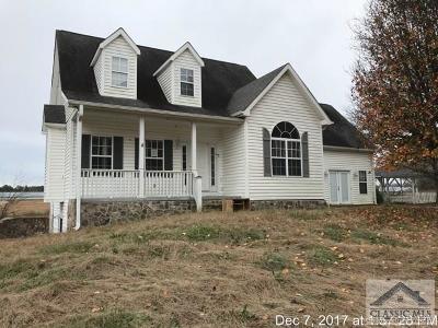 Oglethorpe County Single Family Home Active Active: 68 Watkins Farm Rd