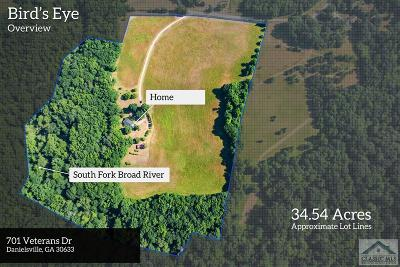 Madison County Residential Lots & Land Active Active: 701 Veterans Dr.