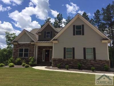 Jackson County Single Family Home Active Active: 25 Riverbend Lane