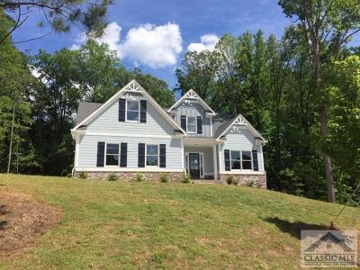 Jackson County Single Family Home Active Active: 592 Bear Creek Lane