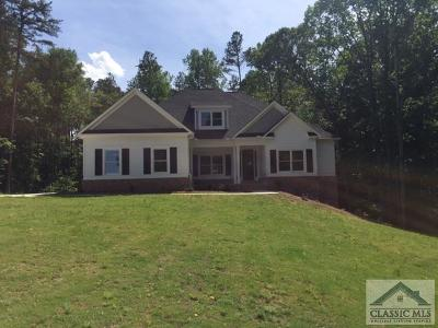 Jackson County Single Family Home Active Active: 184 Bear Paw Court