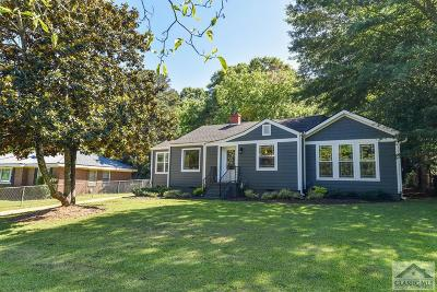 Athens Single Family Home Active Active: 159 Westover Dr.