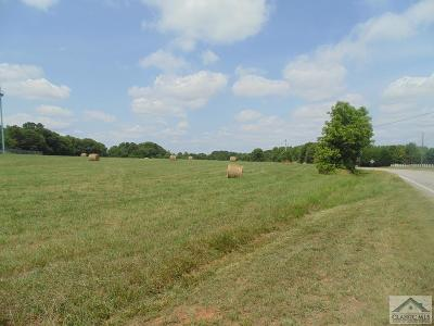 Oglethorpe County Residential Lots & Land Active Active: Hargrove Lake Rd