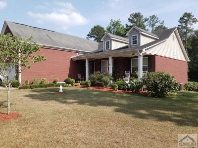Athens Single Family Home Active Active: 129 Bristol Woods Drive