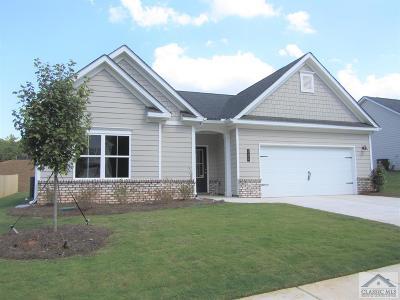 Monroe GA Single Family Home Active Active: $234,900