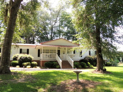 Vienna GA Single Family Home For Sale: $209,900