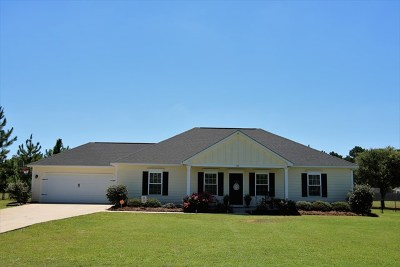 Lee County Single Family Home For Sale: 175 White Oak Dr