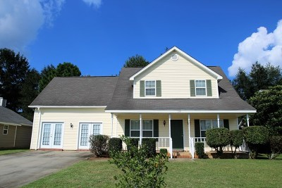Lee County Single Family Home For Sale: 139 Danville Drive