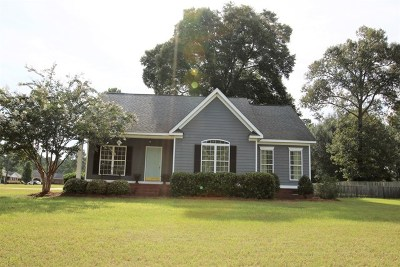 Lee County Single Family Home For Sale: 310 St Clair Drive