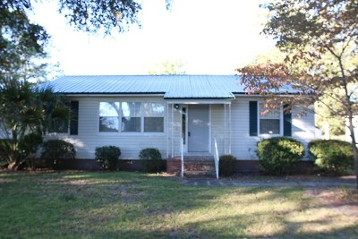 Albany GA Single Family Home For Sale: $59,900