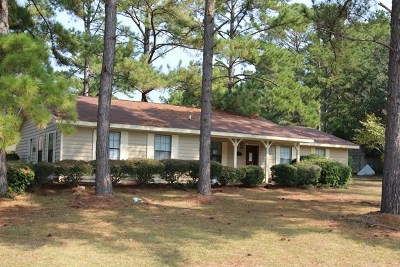 Albany GA Single Family Home For Sale: $54,000