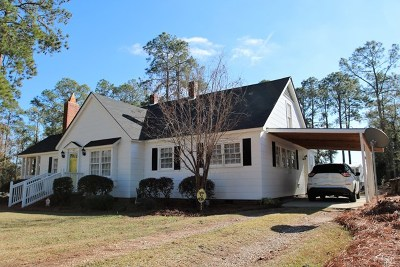 Sylvester GA Single Family Home For Sale: $139,900