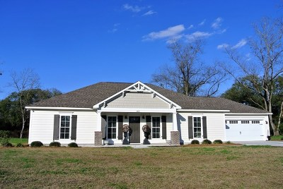 Lee County Single Family Home For Sale: 137 Buck Run Drive