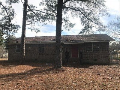 Single Family Home For Sale: 220 Ebony Ave
