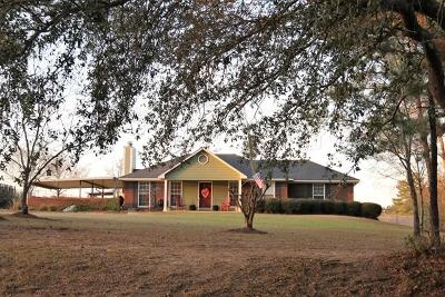 Lee County Single Family Home For Sale: 401 Stocks Dairy Road
