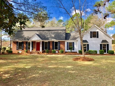 Lee County Single Family Home For Sale: 236 Dunaway Drive