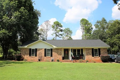Albany GA Single Family Home For Sale: $112,000
