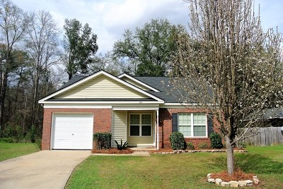 Leesburg GA Single Family Home For Sale: $114,900