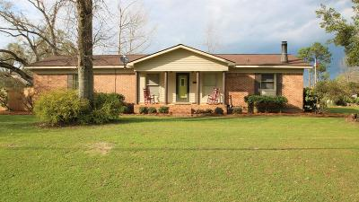 Albany GA Single Family Home For Sale: $94,900