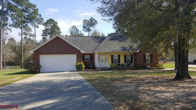 Lee County Single Family Home For Sale: 139 Pine Summit Drive