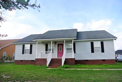 Albany GA Single Family Home For Sale: $65,000
