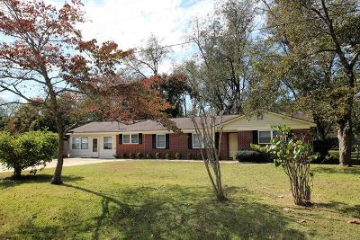 Albany GA Single Family Home For Sale: $89,000