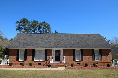 Albany GA Single Family Home For Sale: $149,900