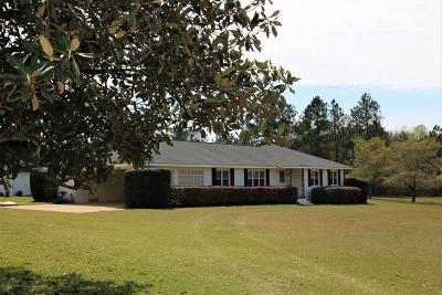 Single Family Home For Sale: 338 Stocks Dairy Road
