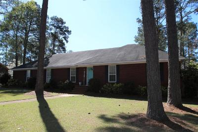 Albany GA Single Family Home For Sale: $164,900