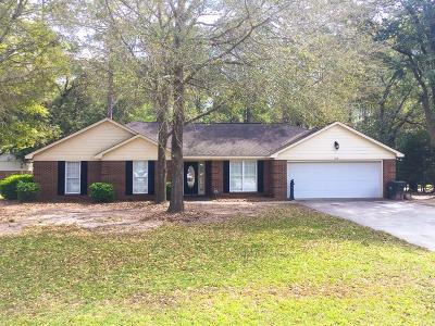 Lee County Single Family Home For Sale: 133 Stapleton Drive