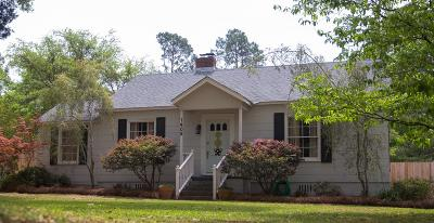 Albany GA Single Family Home For Sale: $79,500