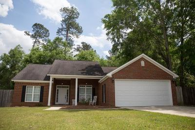 Leesburg GA Single Family Home For Sale: $145,000