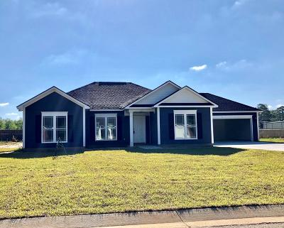 Lee County Single Family Home For Sale: 203 Robertson Drive